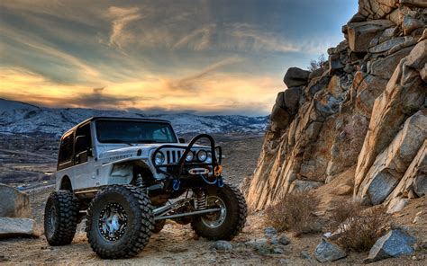 lifted jeep wallpapers  wallpapersafari