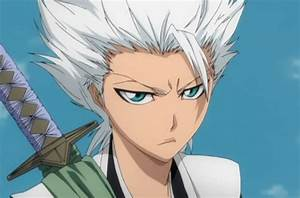 Do you like Toshiro Hitsugaya's new look in the manga? Or ...