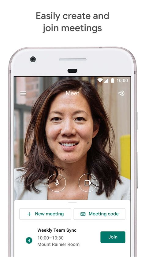 Google Meet - Secure Video Meetings for Android - APK Download