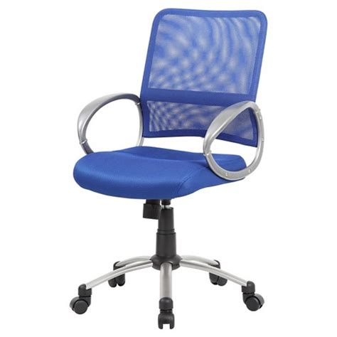 target swivel chair mesh swivel chair blue target 2674