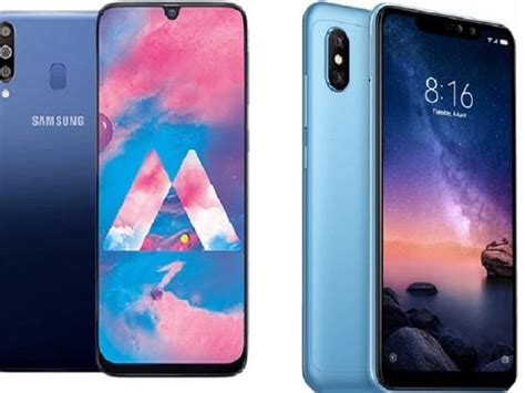 flipboard samsung galaxy m30 vs xiaomi redmi note 6 pro