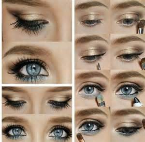Prom Makeup Blue Eyes