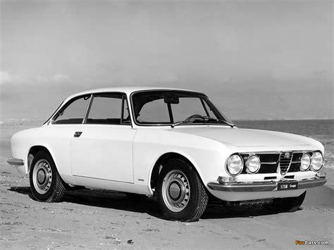 Alfa Romeo 1750 GT Veloce 105 (1967–1970) photos (1024x768)