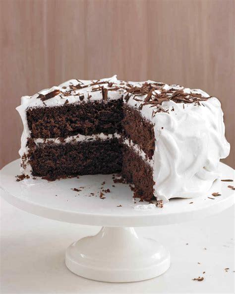 Clé à Choc Chocolate Cake Recipes Martha Stewart