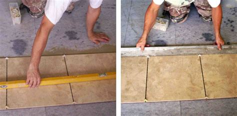 How To Lay A Tile Floor In A Bathroom by How To Lay A Tile Floor Today S Homeowner