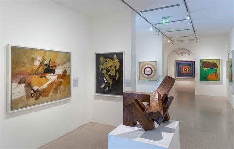peggy guggenheim collection a modern museum on the grand canal in the dorsoduro sestiere of