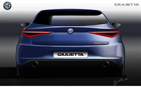 Alfa Romeo Giulietta, la nuova generazione si mostra in ...