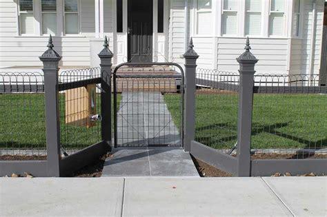 Ornamental Woven Wire Fence Rolls