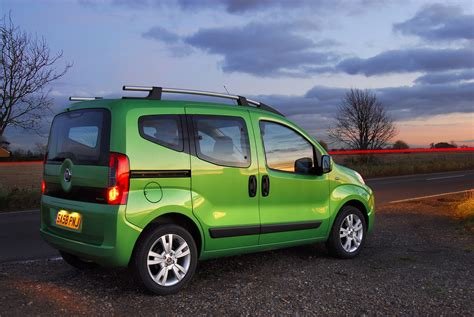 Fiat Qubo by Fiat Qubo Stylish Family Motoring Made Simple