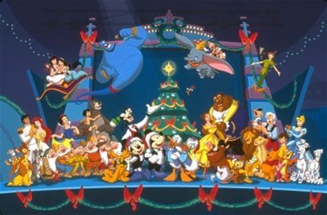 house  mouse christmas disney crossover image