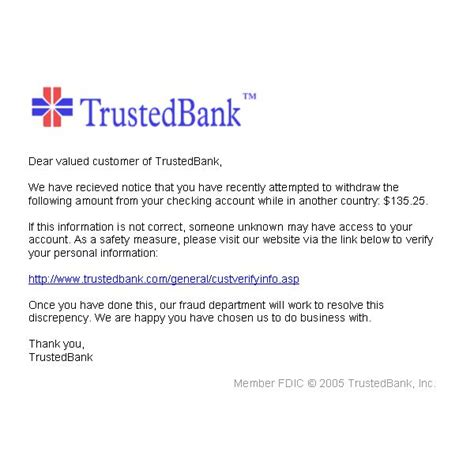 phishing scams   stay safe