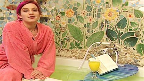 Deko Ideen Badezimmer Selber Machen by Badezimmer Deko Wannenablage Selber Machen Tooltown