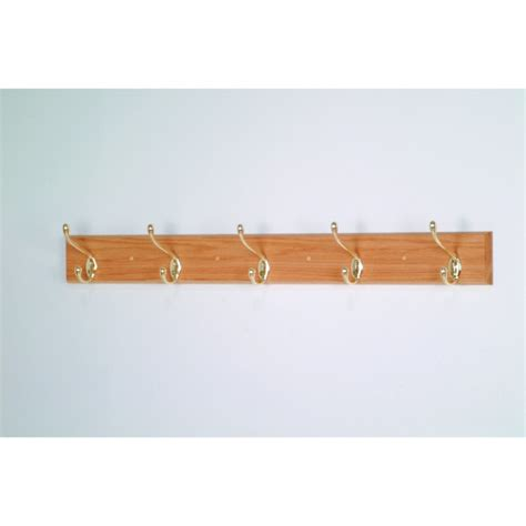 wall mounted coat rack with shelf wall mounted 3 track iron wall clothes hooks with
