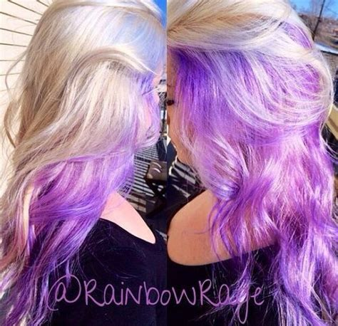 25 Best Ideas About Dyed Hair Underneath On Pinterest