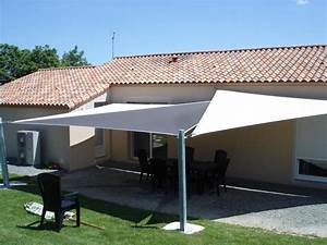 Toile D Ombrage Pour Terrasse Beautiful Voile Duombrage
