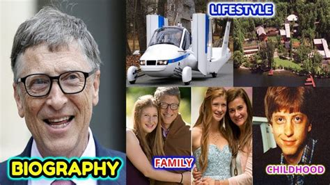 Bill Gates Net worth, Biography, Lifestyle, Family and ...