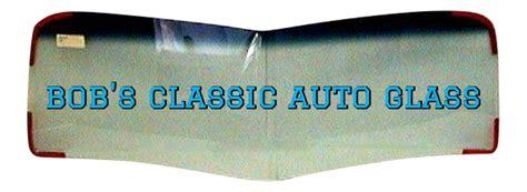 chevrolet gmc truck  piece windshield classic