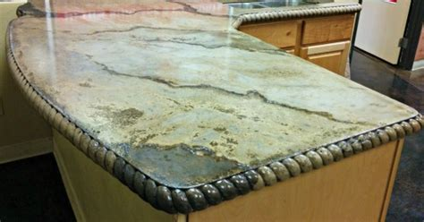 concrete countertops diy amazing diy concrete countertops hometalk