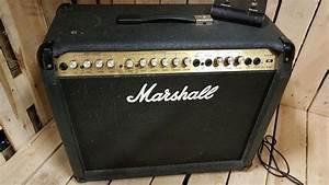 Marshall Valvestate 80v Model 8080 Combo Guitar Amplifier