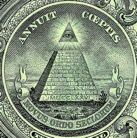Illuminati Sign In by Why Does The American Dollar Bill The Illuminati Sign