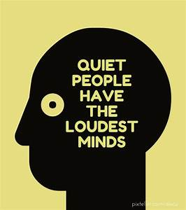Funny Quotes About Quiet People. QuotesGram