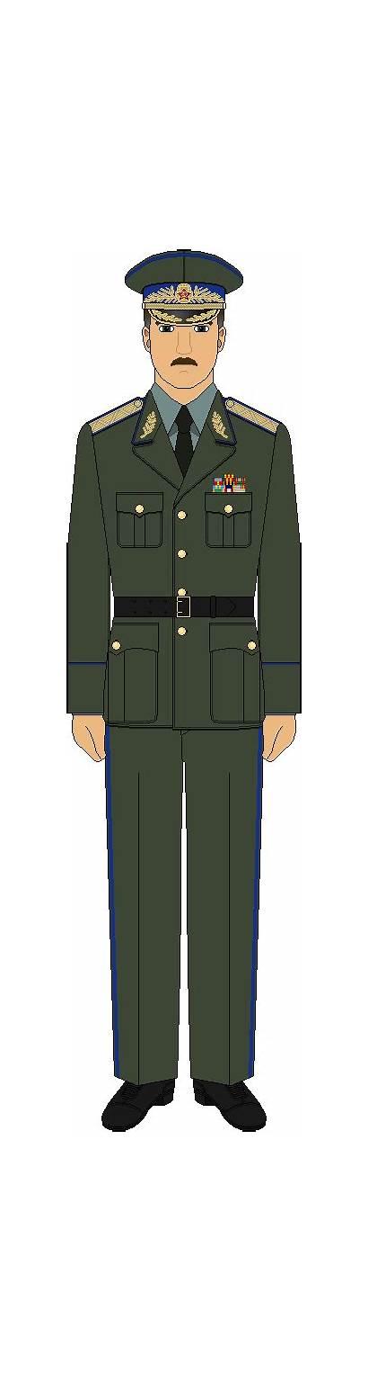 Soviet Uniform General Deviantart Kgb King Lobster
