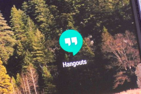 hangouts android hangouts for android may finally get the overhaul it needs