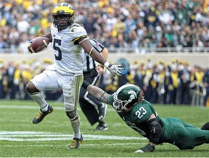 Michigan Peppers State Football Jabrill Charles Woodson