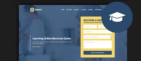 50+ Best Html Education Website Templates 2017