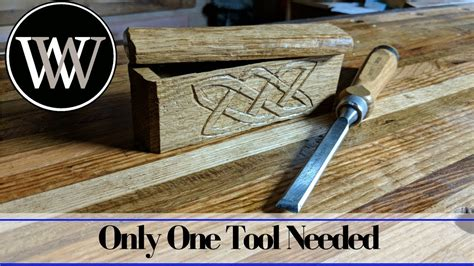 making  box    chisel hand tool woodworking