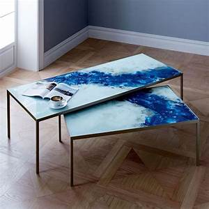 cosmos coffee tables west elm With west elm glass coffee table