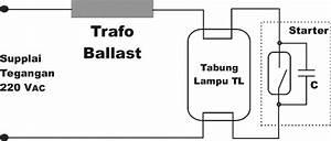 Blok Diagram Lampu Tl Standar