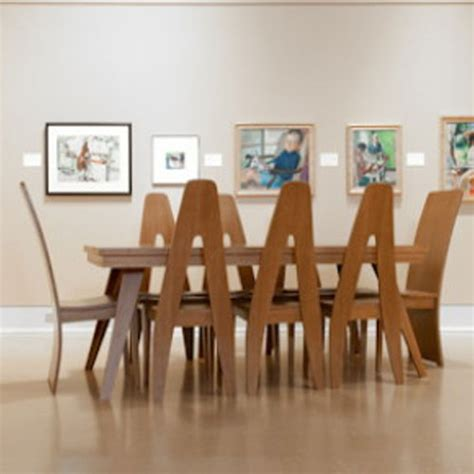 dining table bamboo dining table chairs