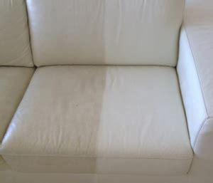 comment nettoyer un canape en cuir clair entretien d un canap 233 en cuir blanc table de lit