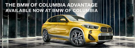 Bmw Of Columbia by Bmw Of Columbia Advantage Bmw Dealer In Columbia Sc