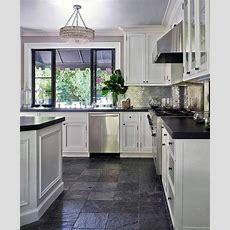 25+ Best Ideas About Slate Floor Kitchen On Pinterest