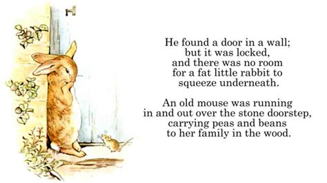 The Tale Of Peter Rabbit Audiobook Read