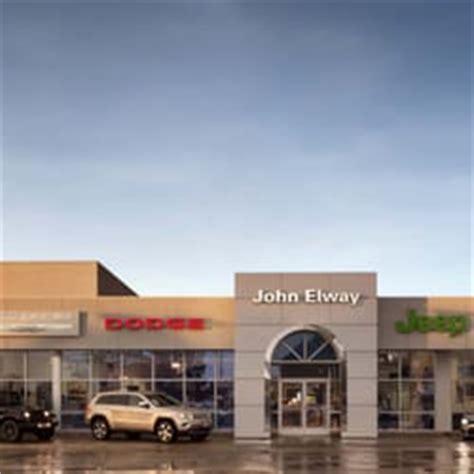 john elway chrysler jeep dodge ram