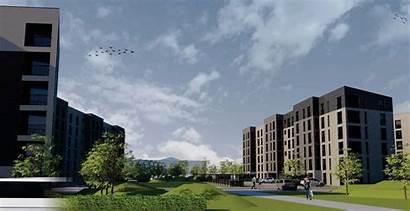 Springfield Properties Dalmarnock Development East Head
