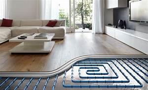 Pompe A Chaleur Chauffage Au Sol : chauffage au sol kubus house constructeur de maison ~ Premium-room.com Idées de Décoration