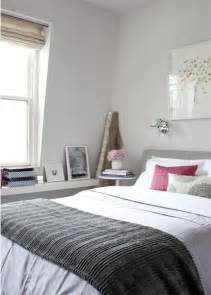 Light Blue and Grey Bedroom