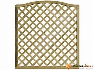 Treillis Pour Plantes Grimpantes : claustra diagonale en bois vardari treillis chapeau ~ Premium-room.com Idées de Décoration