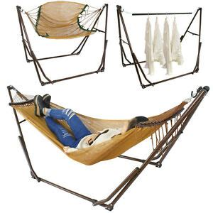 Collapsible Hammock Stand by High Grade Portable Folding Hammock Stand Adjustable