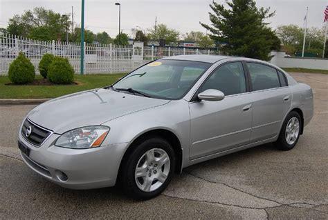 Nissan Altima 2003 2003 nissan altima 2 5 s 4d sedan 81k