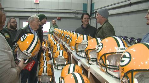 Members Of Green Bays Super Bowl Xxxi Team Reunite In
