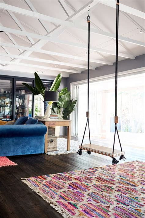 Wake Up Your Inner Child 30 Swings For Indoors Digsdigs