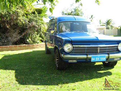 Eh Holden Panelvan