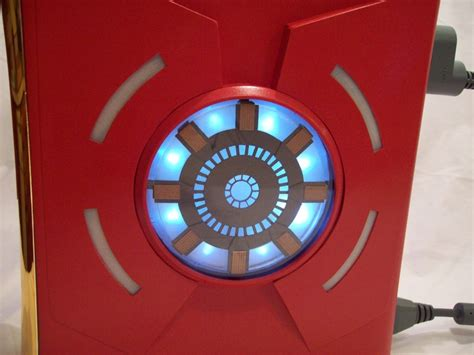Xbox 360 Gets Its Own Arc Reactor Goes All Iron Man On