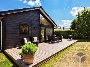 Günstige Häuser Bauen : pin von auf bungalows bungalow ideen und grundrisse pinterest ~ Buech-reservation.com Haus und Dekorationen