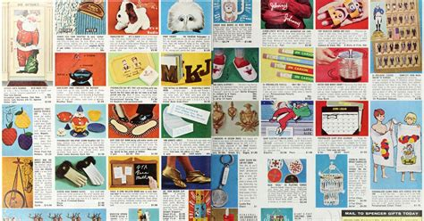 12 Fantastic Christmas Gifts We Found In A 1963 Spencer